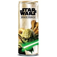 SODA STAR WARS SPACE PUNCH YODA