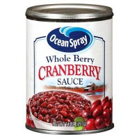 OCEAN SPRAY CRANBERRY SAUCE / WHOLE BERRY