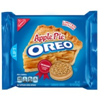 OREO APPLE PIE CREME SANDWICH COOKIES