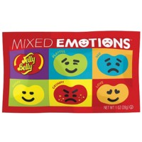 JELLY BELLY BEANS BONBONS MIX EMOTIONS