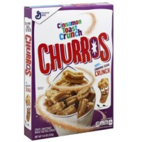 GENERAL MILLS CINNAMON TOAST CRUNCH CHURROS CEREAL