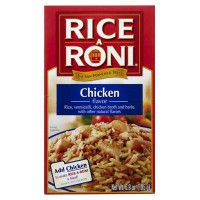 RICE-A-RONI CHICKEN