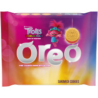 OREO TROLLS WORLD TOUR GOLDEN OREOS