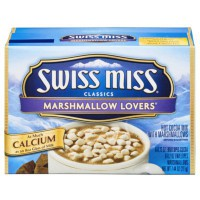 SWISS MISS HOT COCOA MIX MARSHMALLOW LOVERS