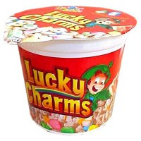 DÉSTOCKAGE - GENERAL MILLS LUCKY CHARMS CUP