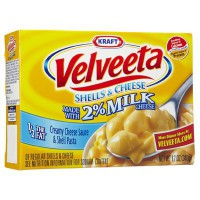 CLEARANCE - KRAFT VELVEETA SHELLS AND CHEESE