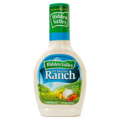 HIDDEN VALLEY RANCH SALAD DRESSING