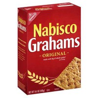 CLEARANCE - NABISCO GRAHAMS CRACKERS ORIGINAL