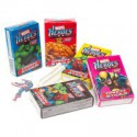 MARVEL CANDY STICKS BONBONS & TATOUAGE