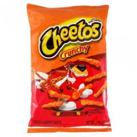 CHEETOS CRUNCHY AU FROMAGE