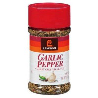 LAWRY'S GARLIC PEPPER