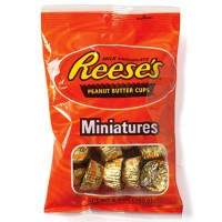 CLEARANCE - REESE'S MINIATURES PEANUT BUTTER CUPS