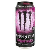 MONSTER REHAB PINK LEMONADE ENERGY ICED TEA