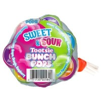 CHARMS TOOTSIE BUNCH POP LOLLIPOPS SWEET & SOUR