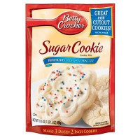 BETTY CROCKER SUGAR COOKIE MIX