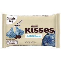 HERSHEY'S CHOCOLAT KISSES COOKIES 'N' CREME (GRAND)