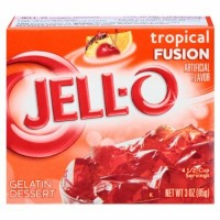JELLO TROPICAL FUSION