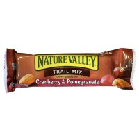 NATURE VALLEY CHEWY TRAIL MIX - CRANBERRY POMEGRANATE