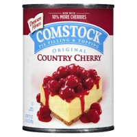 COMSTOCK CHERRY PIE FILLING