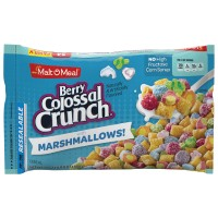 MALT O MEAL BERRY COLOSSAL CRUNCH MARSHMALLOW