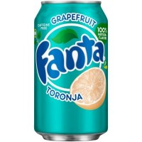 FANTA GRAPEFRUIT SODA