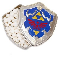 NINTENDO THE LEGEND OF ZELDA PEPPERMINTS CANDY