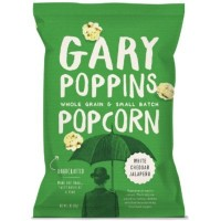 GARY POPPINS POP CORN WHITE CHEDDAR JALAPENO