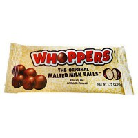 HERSHEY'S WHOPPERS