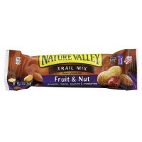 NATURE VALLEY CHEWY TRAIL MIX - FRUIT & NUT