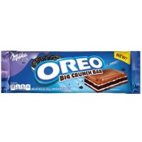 MILKA OREO CHOCOLATE BIG CRUNCH CANDY BAR