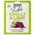 WILD WEST DELI CHILLI LIME BEEF JERKY