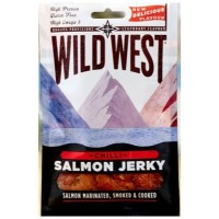 WILD WEST SALMON JERKY CHILLI
