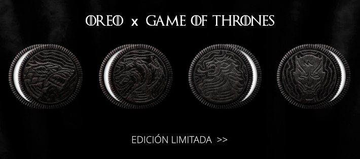 Oreo x Game of Thrones